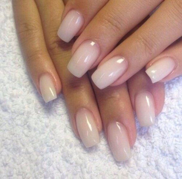 nail polish nude nude# rose nails vernis a ongles