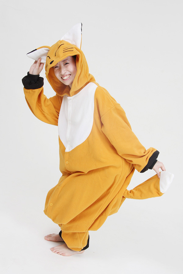 coat fox kigurumi animal onesies kigurumi animal onesies