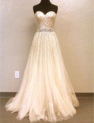champagne prom dress champagne dress champagne sequins sequin dress belted dress
