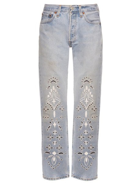 Bliss and Mischief jeans blue