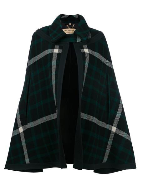 cape women cotton black wool top