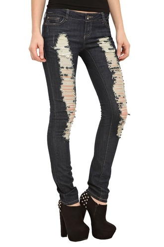 jeans long skinny jeans ripped jeans