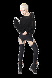 pants,suspenders leggings,garter leggings
