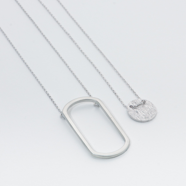 Dainty Duo Necklace <featured>