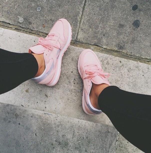 Shoes Sneakers Basket Pastel Sneakers Reebok Reebok