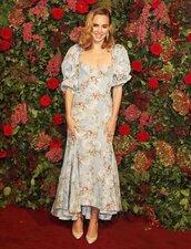 dress,floral,floral dress,suki waterhouse,bustier dress