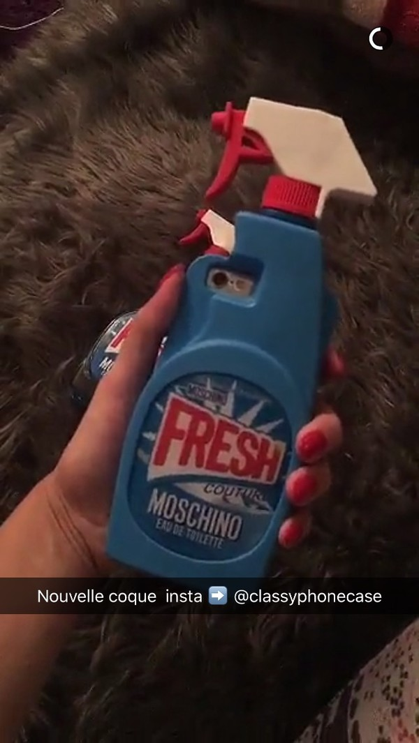 big sale b4618 a1309 Moschino Spray Bottle iPhone 6 & 6s Case | Nordstrom