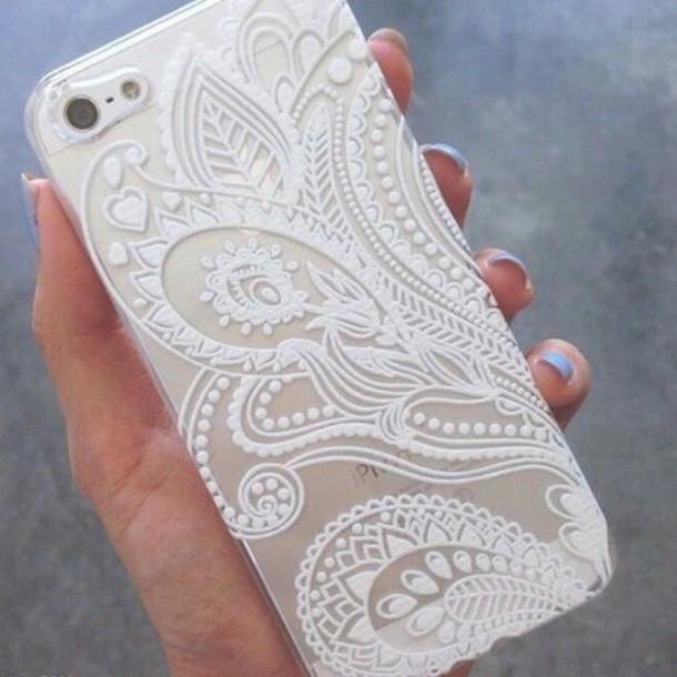Floral Doodle Phone Case – Shop Seasouth