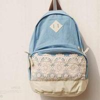 Fashion lace backpack bag · fanewant · online store powered by storenvy