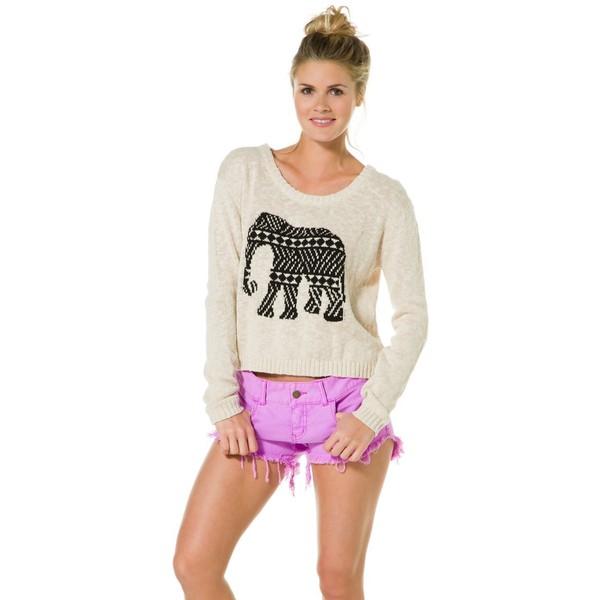 Minkpink pride sweater - Mink Pink - Polyvore