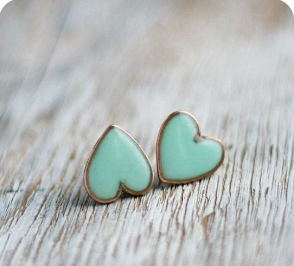 jewels earrings heart