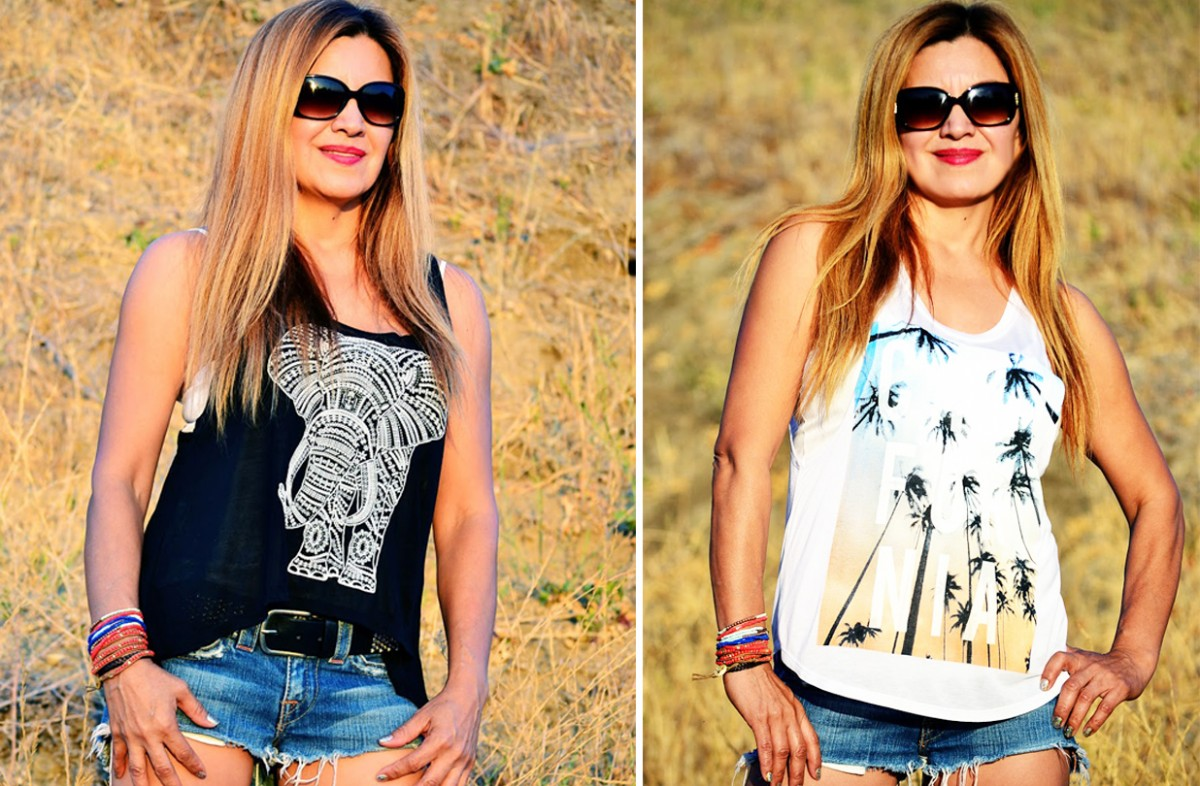 Tanks & tops clearance