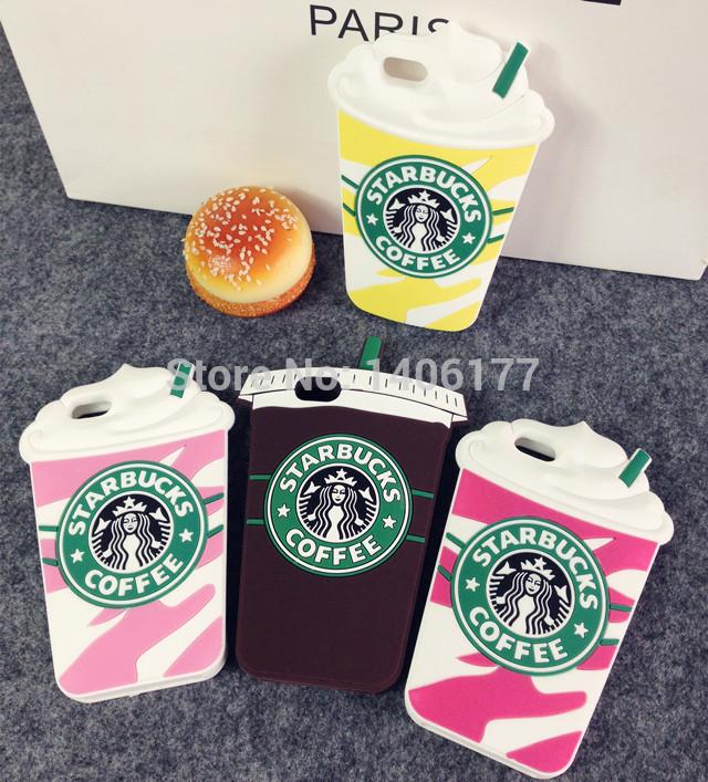 Aliexpress.com: acheter livraison gratuite 3d starbucks café tasse de cas de téléphone couvre pour iphone 5s protection 10pcs / lot de tasse avec fiable fournisseurs sur life is sweet