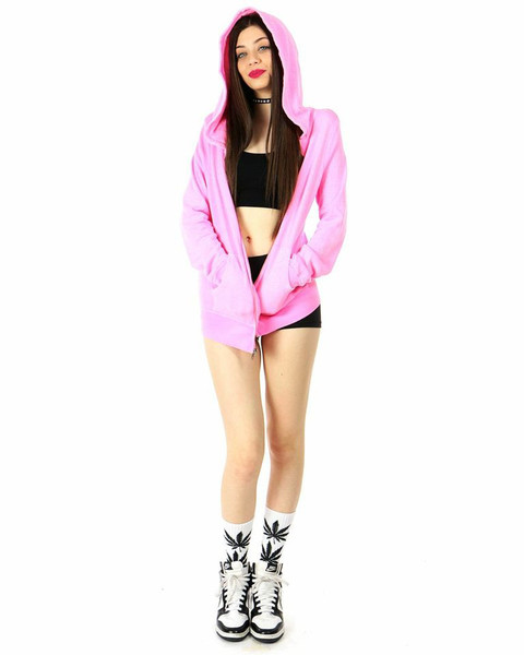 Wildfox bitch hoodie at shop jeen