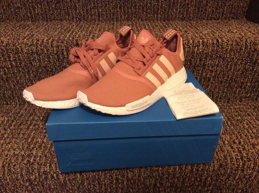 Adidas Nmd Raw Pink