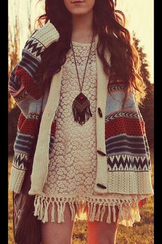 cardigan sweater tribal cardigan tumblr outfit