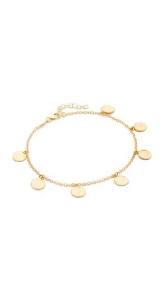 anklet gold jewels
