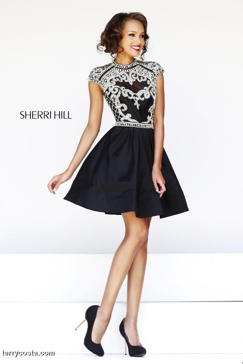 Sherri Hill Dress 4300 | Terry Costa Dallas