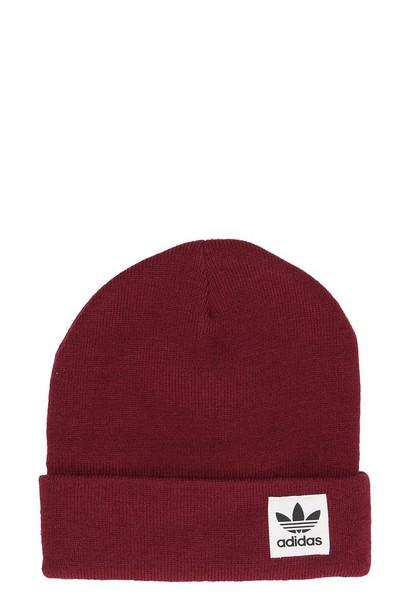 60a3a6edbe1 beanie wool red hat