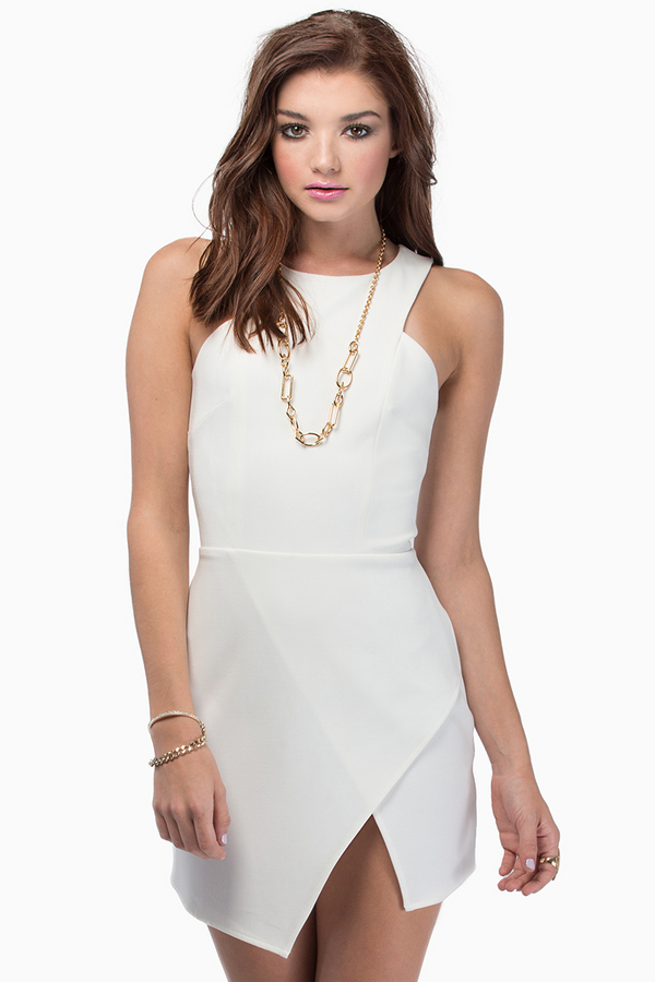 Serendipity Bodycon Dress - Tobi