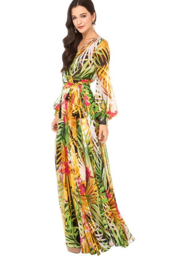 kcloth kcloth dresses maxi dress floral printed maxi dresses party dress floor length dresses dress