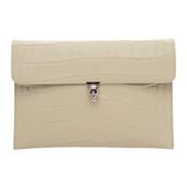 envelope clutch,skull,clutch,white,off-white,bag