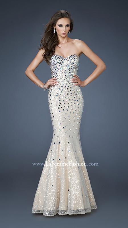 Femme 18664 | La Femme Fashion 2014 - La Femme Prom Dresses ...
