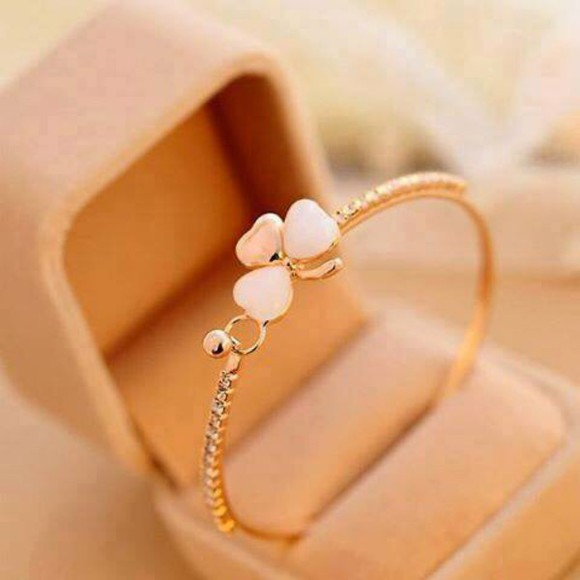 floral jewels ring