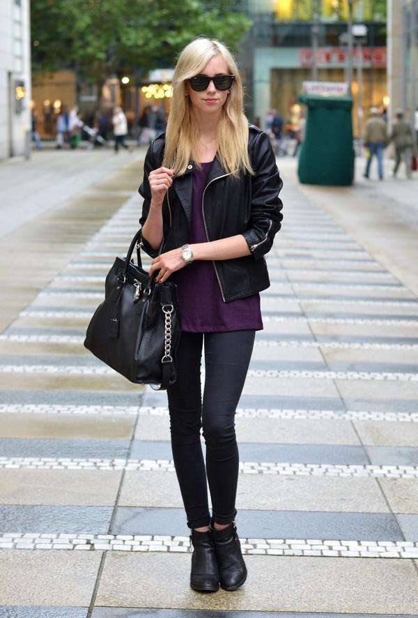 vogue haus t-shirt jacket bag shoes sunglasses jewels