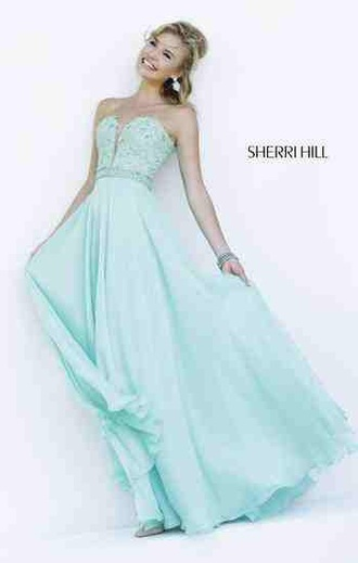 dress sherri hill prom dress formal dress