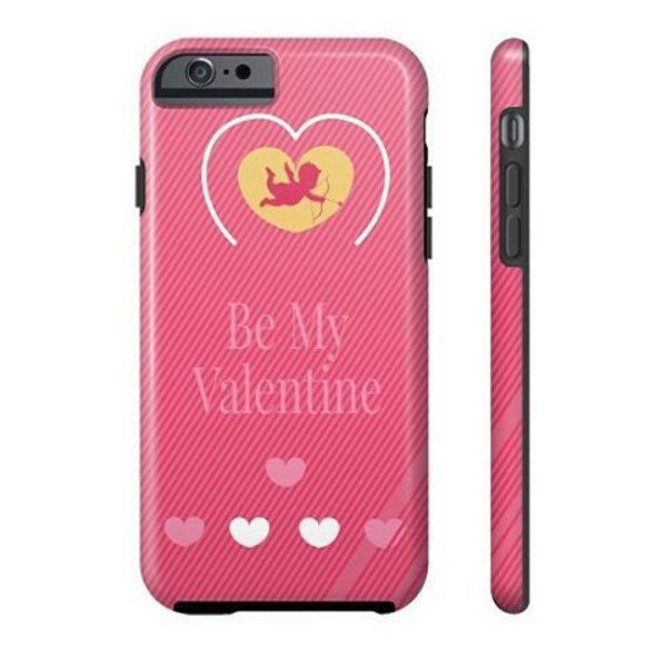 phone cover wisnini iphone cover iphone case iphone 5 case iphone 6 case iphone 5s iphone 6s case iphone 6s plus cases pink love heart cupid valentines day gift idea valentines day gift ideas