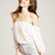 Lace Off-Shoulder Blouse – Dream Closet Couture