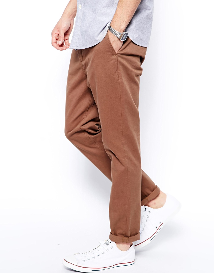 ASOS Tapered Chinos at asos.com