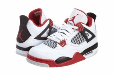Amazon.com: Men's Nike Air Jordan Retro 4 Basketball Shoes: Shoes