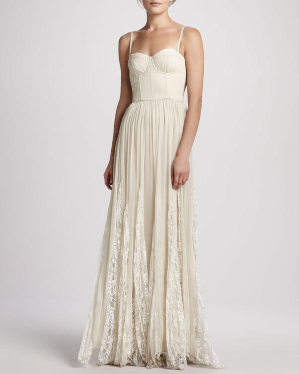 dress maxi dress bustier prom dress