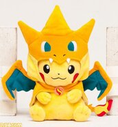 pikachu,cute,pokemon,stuffed animal
