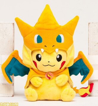 pikachu cute pokemon stuffed animal