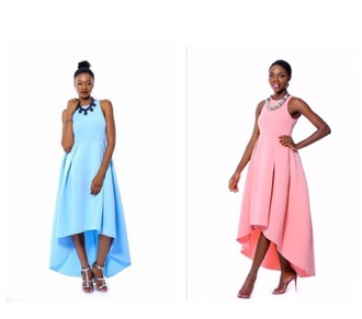 dress asymmetrical high-low dresses