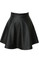 Ricana faux leather skirt