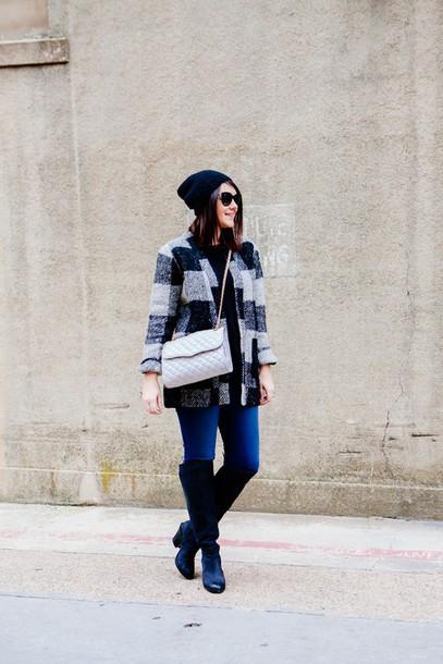 kendi everyday blogger bag flannel winter jacket