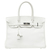 LC - Buy & Sell - Hermes White Epsom Leather Palladium Hardware Birkin 30