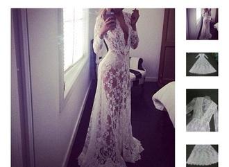 dress white dress lace dress prom dress long dress party dress sexy dress style maxi dress