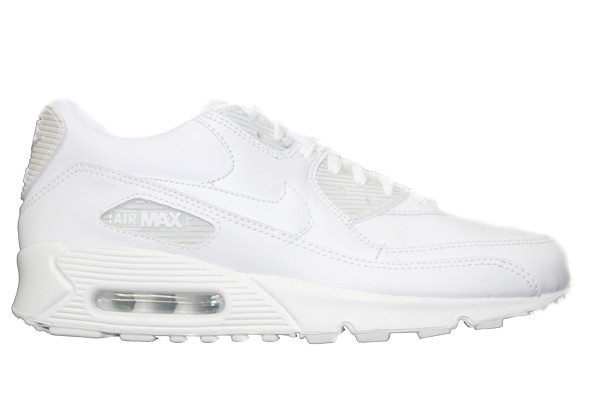 shoes nike air max air max white sneakers air max 90 white