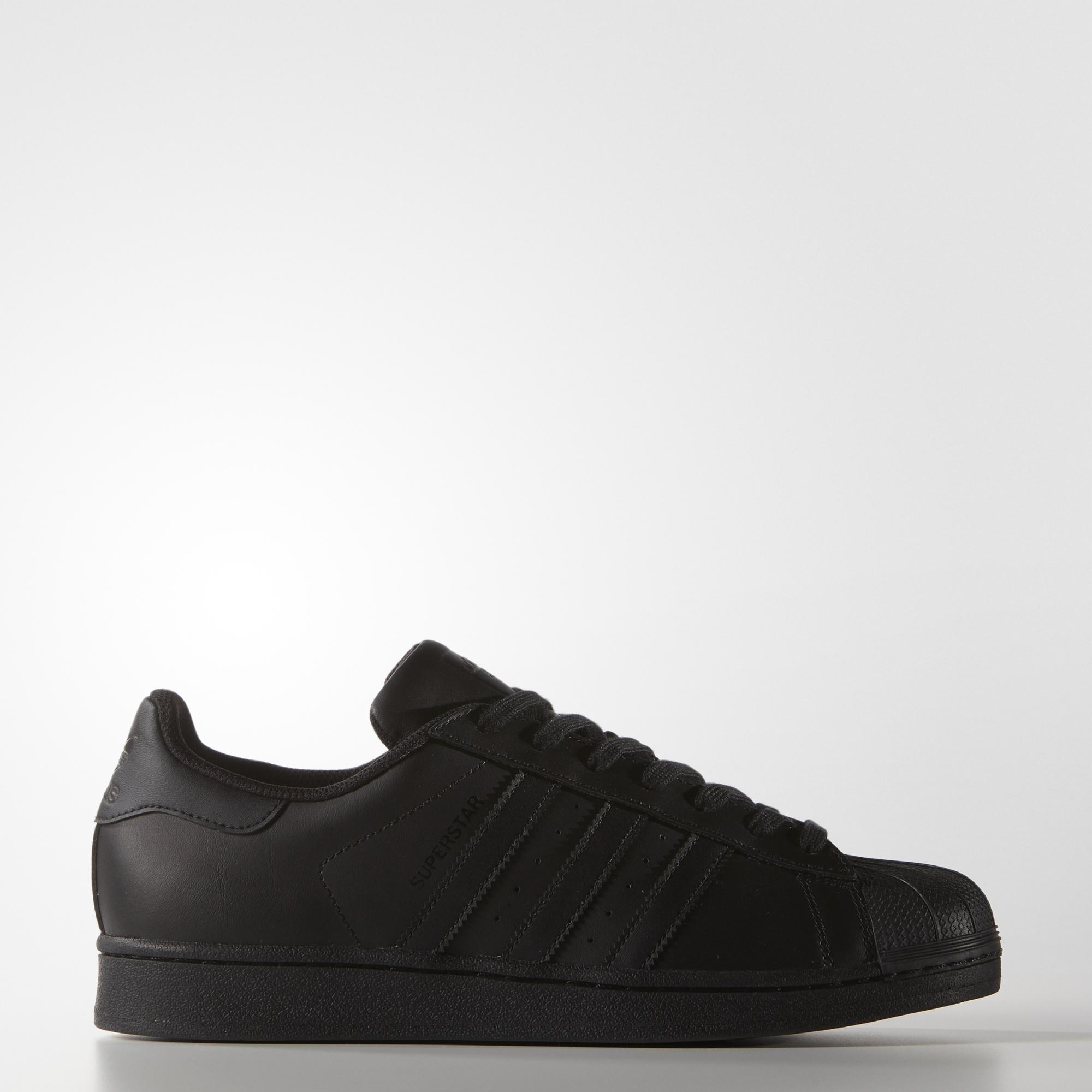 brand new 6a933 95835 adidas Superstar Foundation Shoes - Black   adidas US