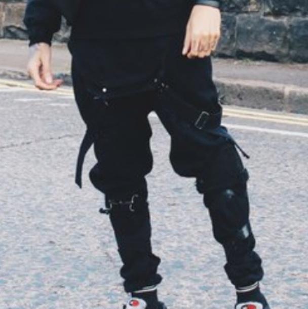pants, scarlxrd