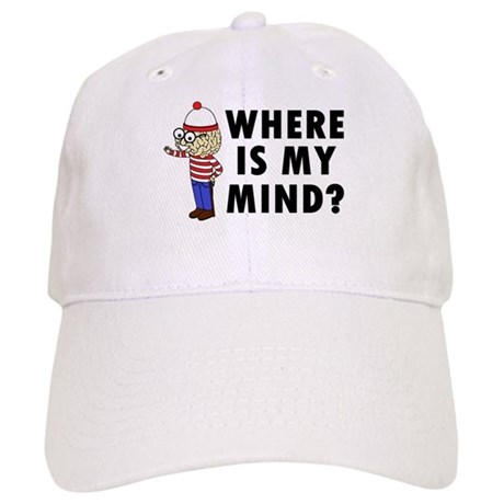 8f1e67052 Where Is My Mind? Hat / Baseball Cap on CafePress.com