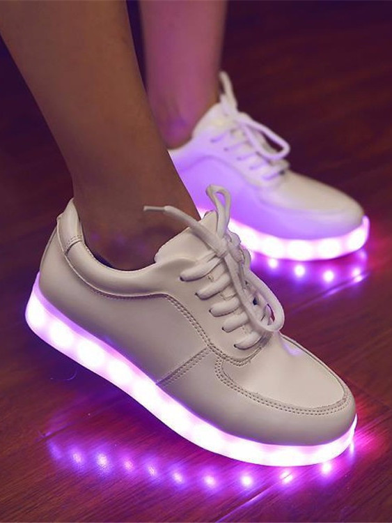 OM Light Up Bottom Sneakers – Outfit Made