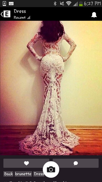 fitted dress lace dress
