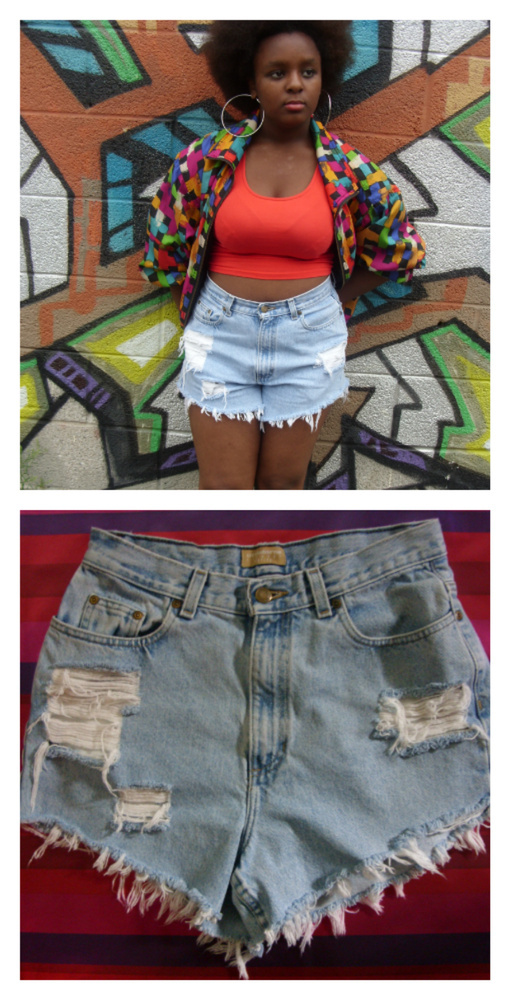 Light Shorts / Rad Label