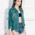 'Welcome to Twin Peaks' denim jacket - Pop Sick Vintage